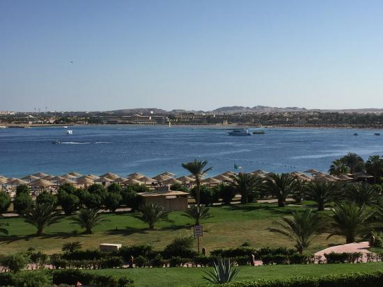 Fort Arabesque Resort, Spa & Villas: View from West Wing