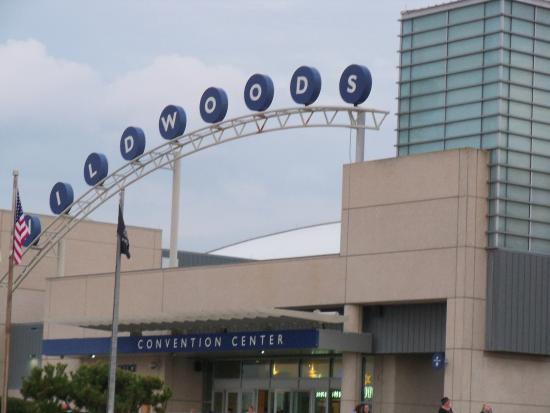 Wildwoods Convention Center: the Convention Center