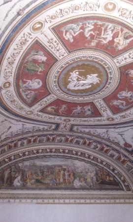 Museo di Palazzo Grimani: soffitto affrescato