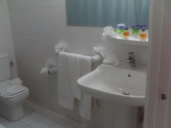 Ванная комната Pharaoh Egypt Hotel