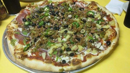 Cafe Rio Pizza Ruidoso New Mexico
