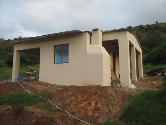 Paterson, جنوب أفريقيا: Eulenhaus