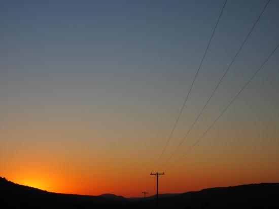 Paterson, Sudáfrica: Sun downer