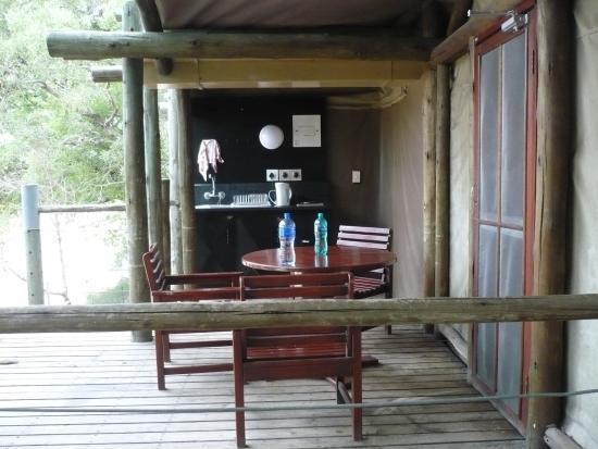 Tamboti Satellite Camp: Scenes from the Tamboti tented camp