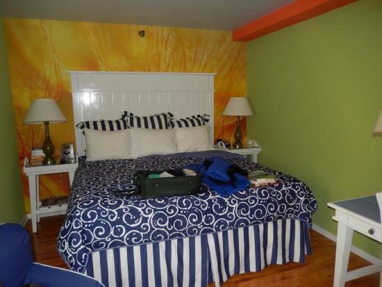 Hotel Indigo Chicago Downtown Gold Coast: Room