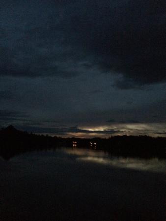 Urbanna, VA: Sunset