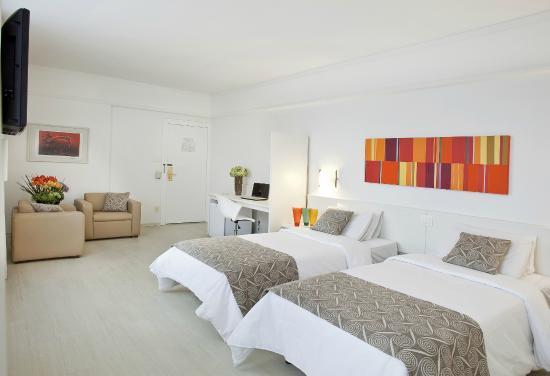 Boulevard Plaza Hotel Belo Horizonte: Apartamento Executivo Superior