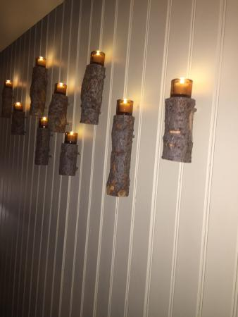 the fish market birch wall candle sconces