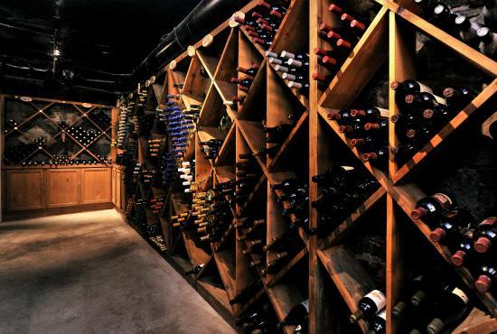 Moulin Wakefield Mill Hotel & Spa : Wine cellar