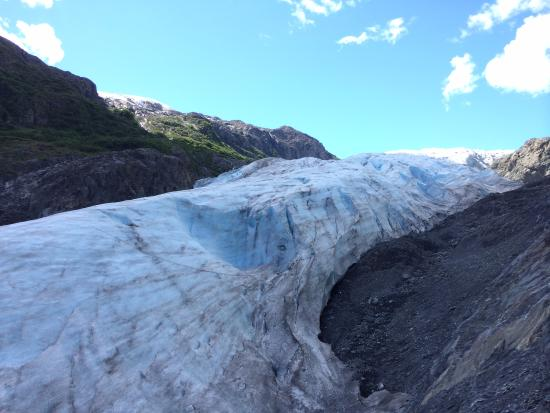 Seward Glacier Hike Tour
