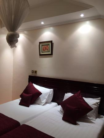 Boma Inn Nairobi: Comfortable Beds