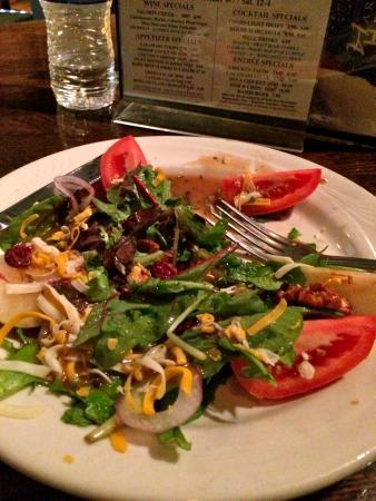 Harpoon Henry S Seafood Restaurant Pear Walnut Salad