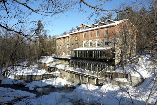 Moulin Wakefield Mill Hotel & Spa : Mill Winter