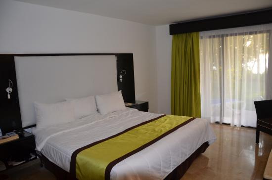 viva wyndham dominicus palace chambre avec lit king size trs confortable - Chambre Lit King Size