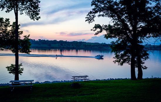 Iowa: Lake Icaria, Adams County