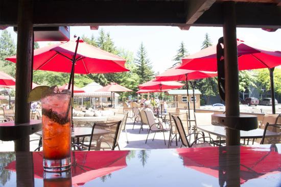 Bigfork, MT: Tiki Bar