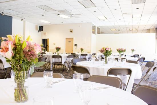 Bigfork, MT: Banquet Room
