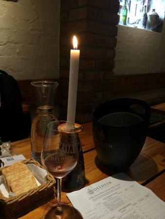 Delheim Cellar: Wine-tasting