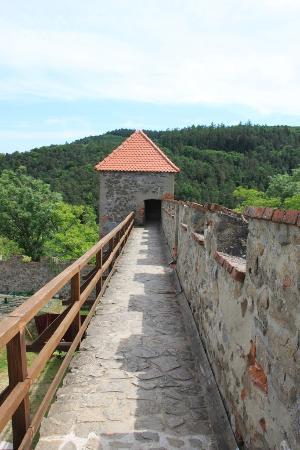 Brno, Tjeckien: Стена