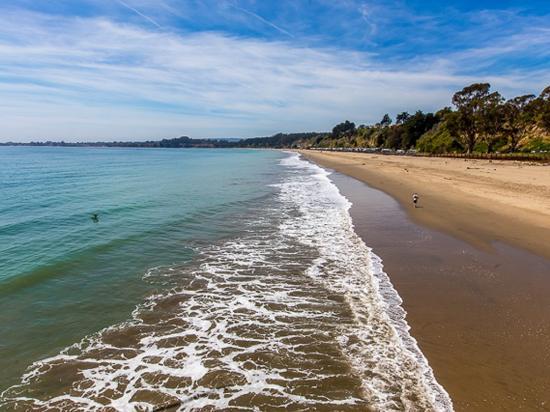 Aptos, CA: Seacliff State Beach - Photo courtesy of Garrick Ramirez