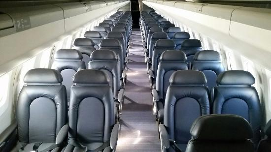 Awesome The Museum Of Flight: Concorde Interior