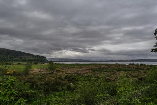 Tralee Bay Holiday Park: View from the Park