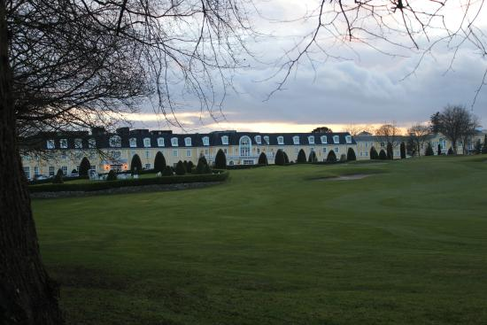 Tullow, Ierland: Hotel grounds