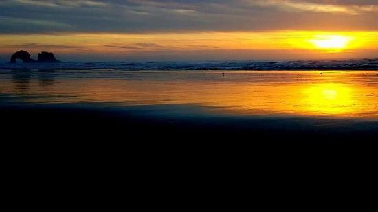 The Getaway: Autumn Sunset