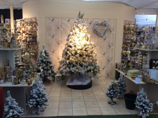 Northwood Garden Centre & Coffee Shop: Dream Christmas tree
