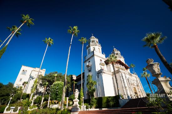 San Luis Obispo County, Καλιφόρνια: Hearst Castle