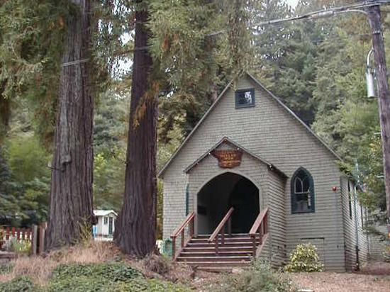 Boulder Creek, CA: The San Lorenzo Valley Museum - Photo courtesy of Visit Santa Cruz