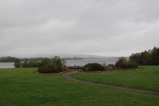 Drumshanbo, Irlandia: View from room