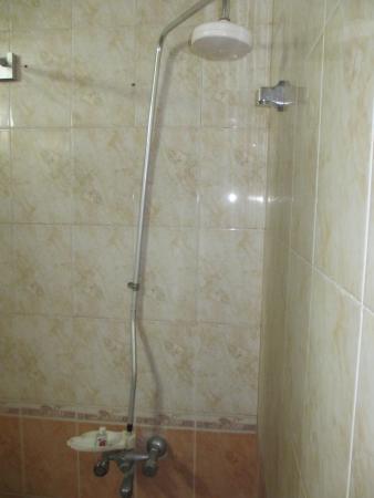 Abyaneh, Irán: The shower