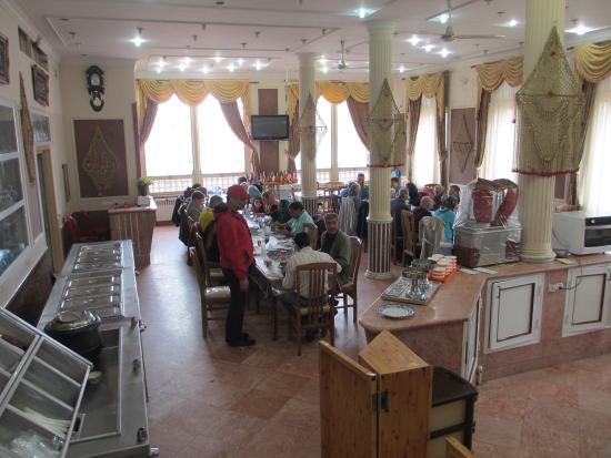 Abyaneh, Irán: Dining room
