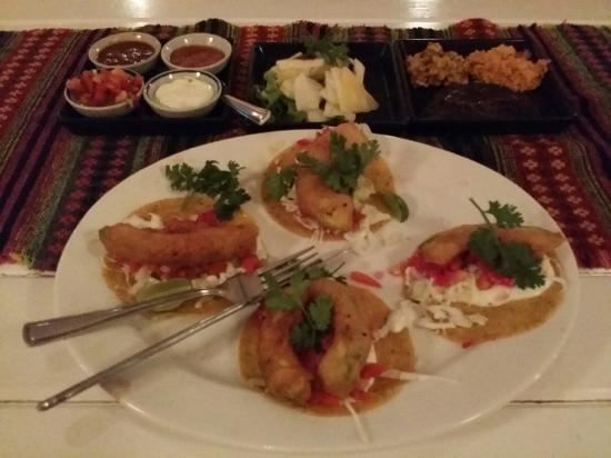 Food - The Salsa Kitchen - Huay Kaew Photo