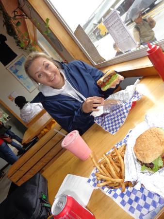 Burger Queen : Hambúrguer