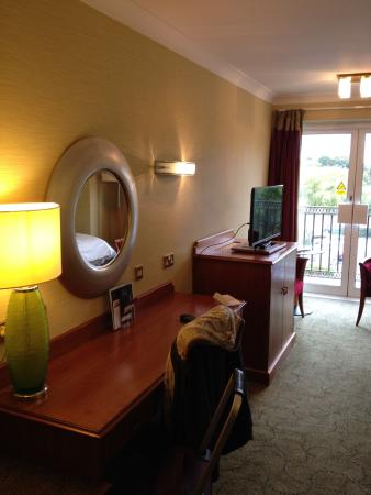 Stretton, UK: Our room