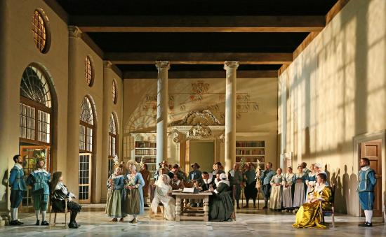 Opera Australia production - The Marriage of Figaro