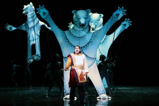Opera Australia production - The Magic Flute