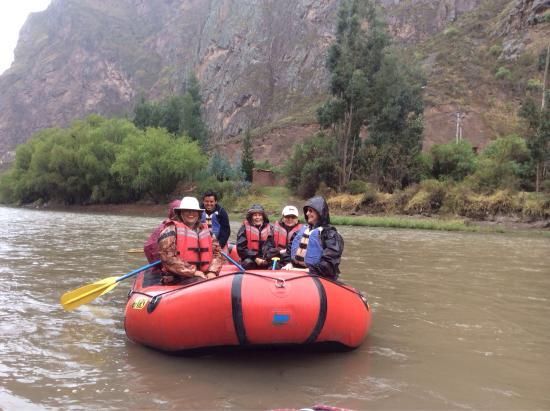 River Rafting the Urubamba River: photo0.jpg