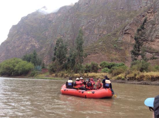 River Rafting the Urubamba River: photo1.jpg