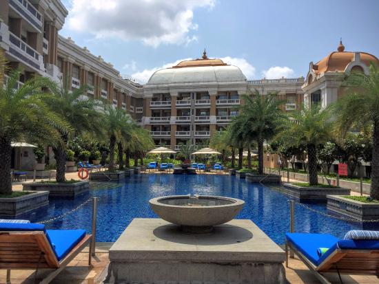 Spa Picture Of Itc Grand Chola Chennai A Luxury Collection Hotel Chennai Madras