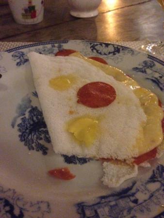 Fazendaria Cafe: Comida