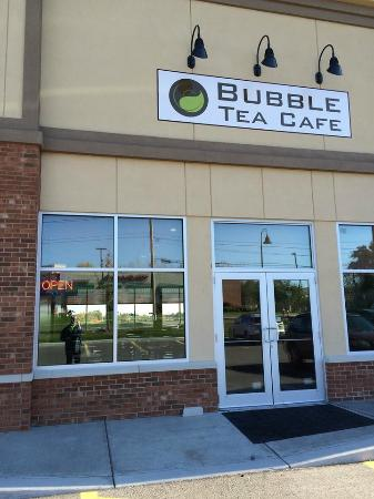Bubble Tea Cafe