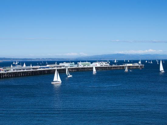 Santa Cruz Wharf - Photo courtesy of Paul Schraub