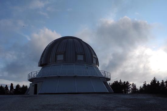 Notre Dame des Bois, Canadá: ASTROLab du parc national du Mont-Megantic