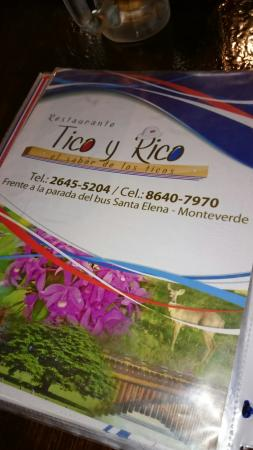 Tico y Rico Monteverde: DSC_0012_large.jpg