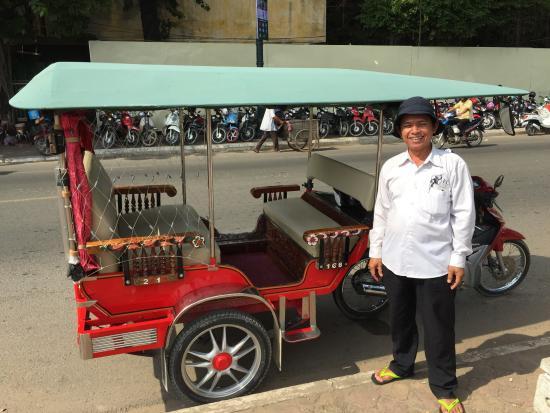 Phnom Penh Tuk Tuk