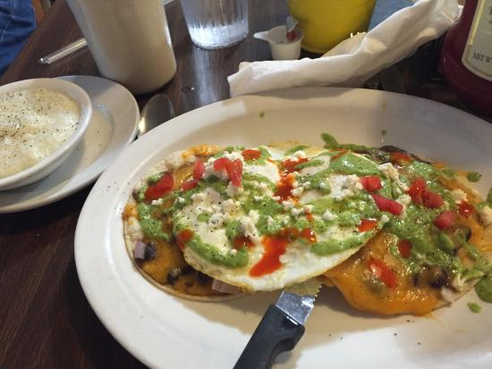 Original Word of Mouth: Huevos rancheros