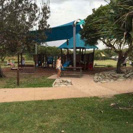 Peregian Beach, أستراليا: park